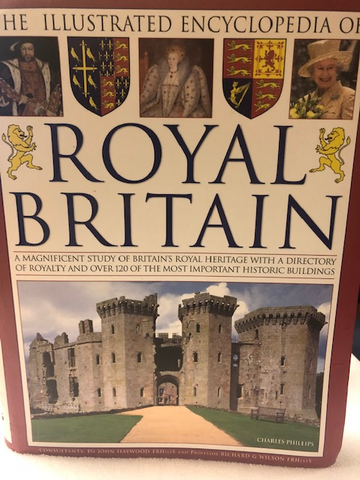 Royal Britian The illustrated Encyclopedia