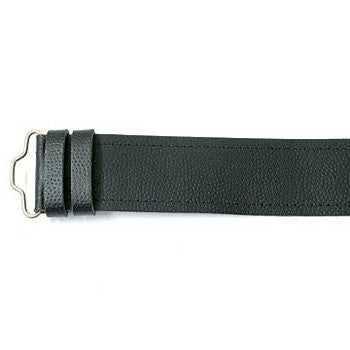 Grain Unlined Velcro Belt
