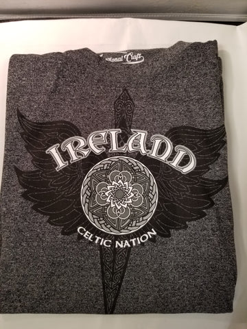 Irish Celtic Nation T'shirt