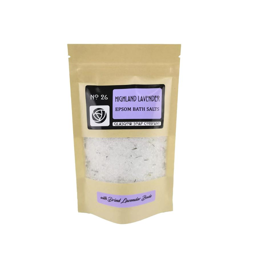 Scottish Lavender Bath Salts