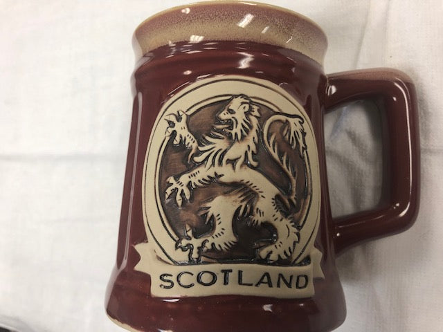Scottish Mugs