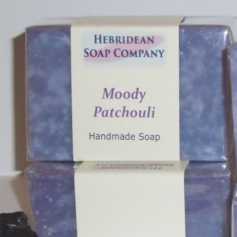 Moody Patchouli Bar
