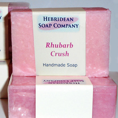 Rhubarb Crush Bar