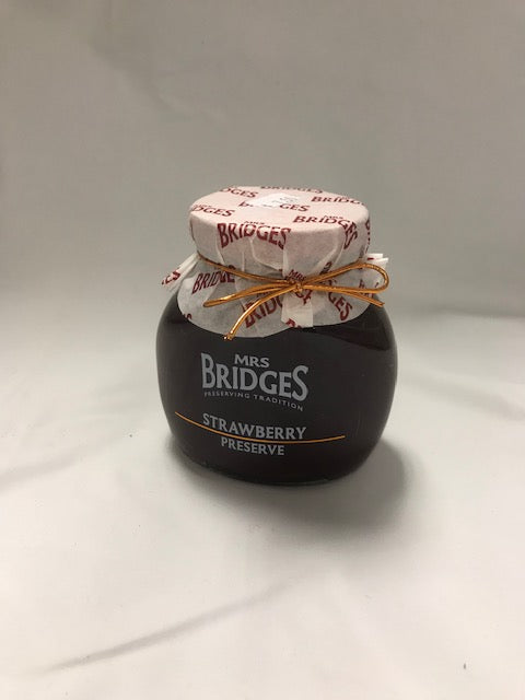 Strawberry Preserves, Mrs. Bridges