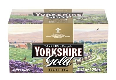 Yorkshire Gold Teabags Box 40