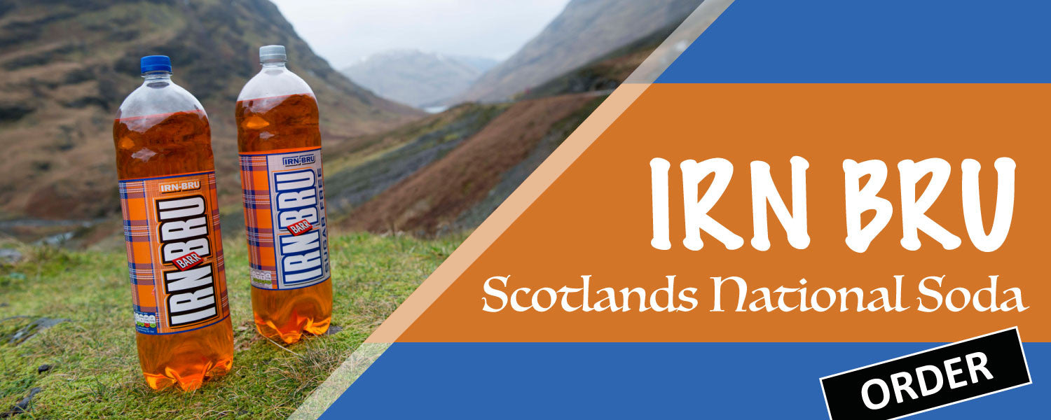 Scottish Soda Irn Bru