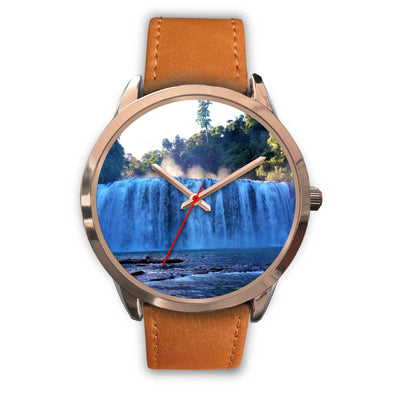 Tinuy-an Falls Rose Gold Watch