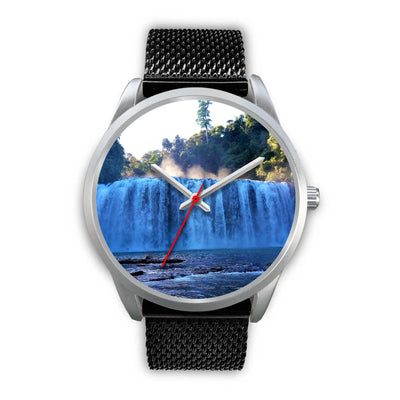 Tinuy-an Falls Silver Watch