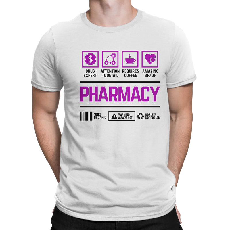 Course Shirt Pharmacy Men Women's T-shirt on sale