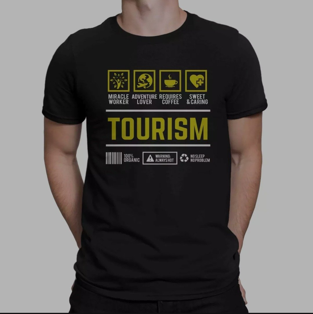 Course Shirt Tourism Men Women's T-shirt on sale