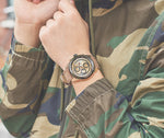 NAVIFORCE Military Sports Wrist Watch For Men