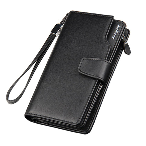 Baellery Luxury Leather Wallet For mwn