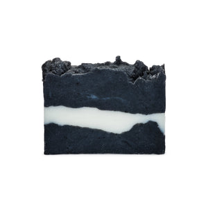 Hot Process Charcoal Soap