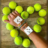 Available On Amazon Click Here -Tennis Earrings - Racket and Ball