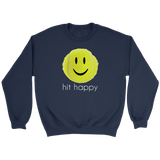 Hit Happy Crewneck Sweatshirt