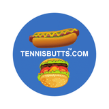 Hotdog or Hamburger Tennis Butt