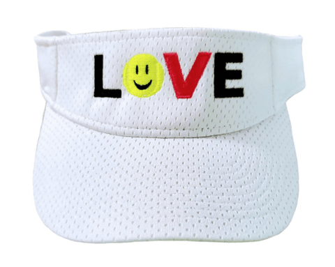 LOVE Tennis Visor