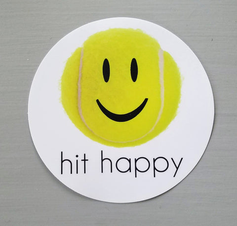 Hit Happy Car Decal