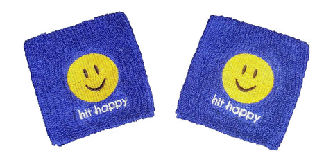 Hit Happy Tennis Wristband