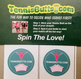 A Box Of Tennis Butts - Granny Panties or Thongs (6 packs for price of 5)
