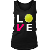 LOVE Tennis Tank Top