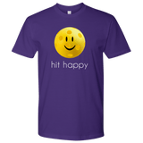 Hit Happy Pickleball - Next Level Mens Shirt
