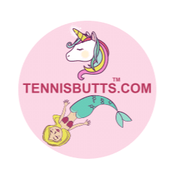 Unicorn or Mermaid Tennis Butt