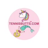 A Box Of Tennis Butts - Unicorns or Mermaids (6 packs for price of 5)