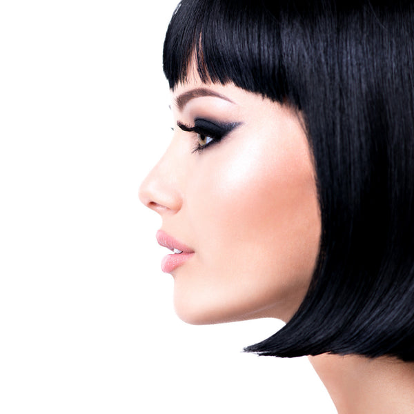 How to grow short bang