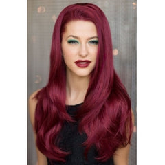 Burgundy red hair extensions the popular red color today elstile burgundy red hair extensions pmusecretfo Choice Image