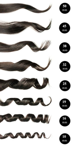 Choosing The Right Barrel Size Of Hair Curling Iron