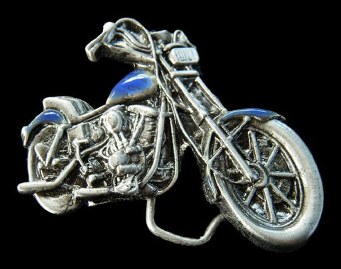 Motorcycle Belt Buckles