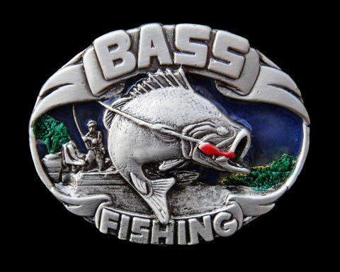 Fishing Belt Buckles