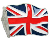 Union Jack UK England British Flag Belt Buckle Buckles