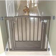 Emperor Rings Doorway Dog Gate