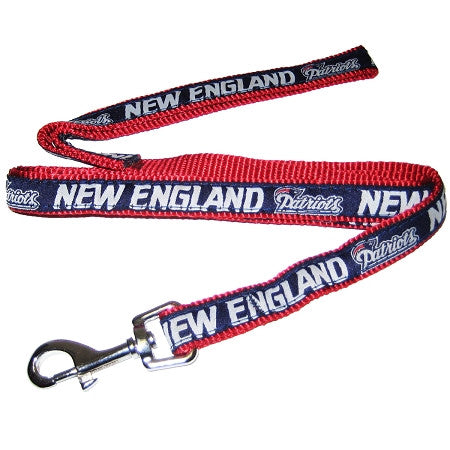 New England Patriots NFL Dog Leash