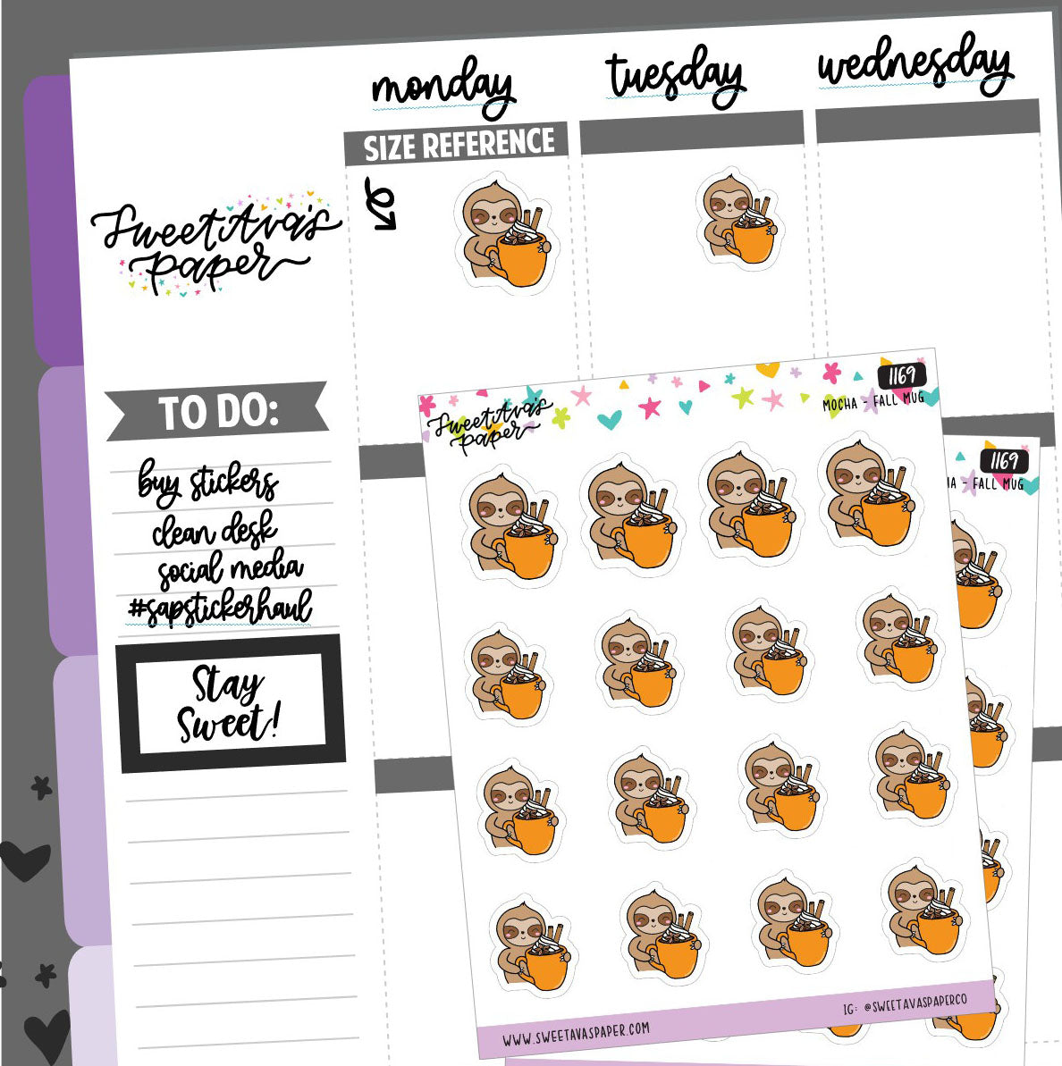 Laptop Planner Stickers - Girl Boss Stickers - Work Stickers - Design Stickers - Doodle Planner Stickers - Character Sticker - 1169