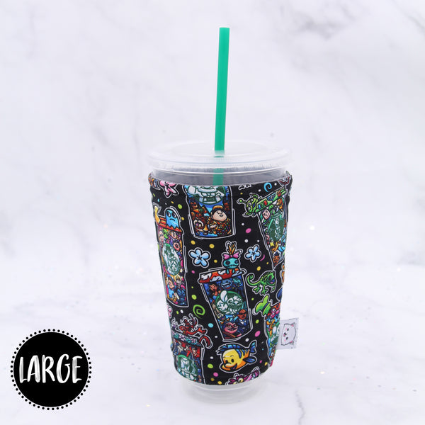 LARGE - Magical Cups Insulated Coffee Sleeve