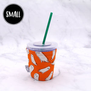 SMALL - Ghosts Insulated Coffee Sleeve