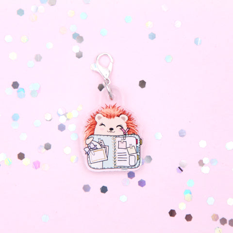 Quill Planner - Acrylic Charm