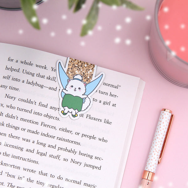 Tinker Snowball Magnetic Bookmark