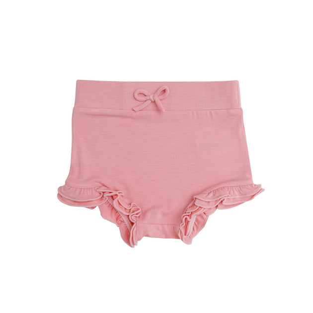 High Waist Bloomer Shorts - Blossom
