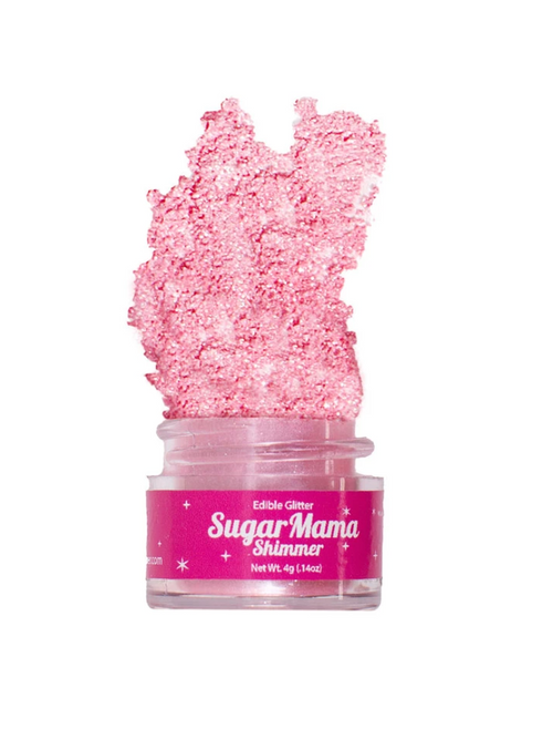 Girl Power Pink Shimmer