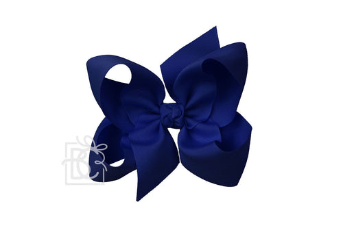 Large Bow - Royal Blue