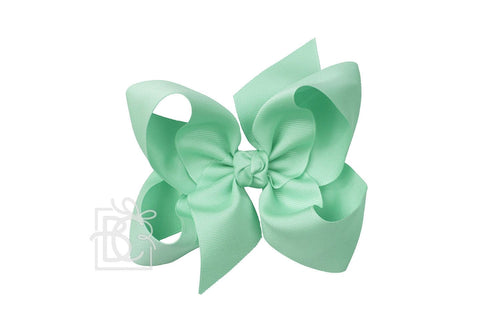 Large Bow - Mint Green
