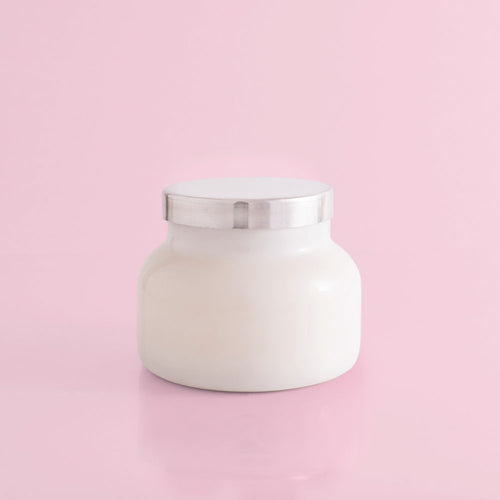 Volcano White Signature Jar, 19 oz - RaineHills