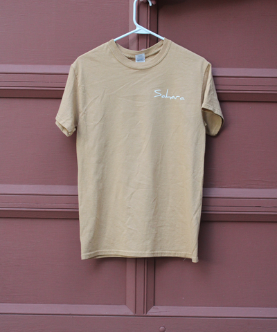 Original Sahara Old Gold Short Sleeve