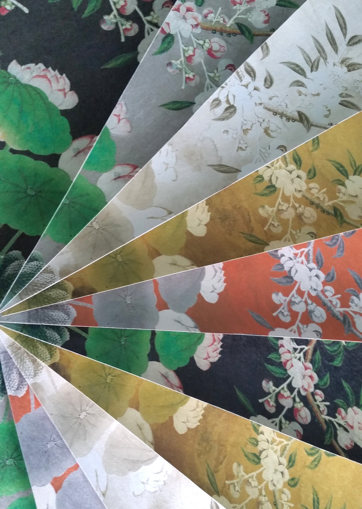 Chinoiserie fabric innovations