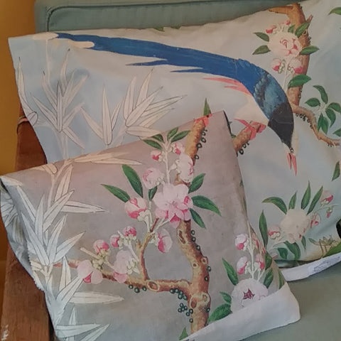 Hamlen Chinoiserie pillows