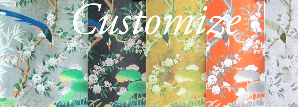 hamlen chinoiserie in custom colors